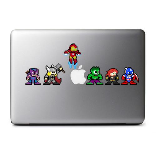 8-Bit The Avengers Set