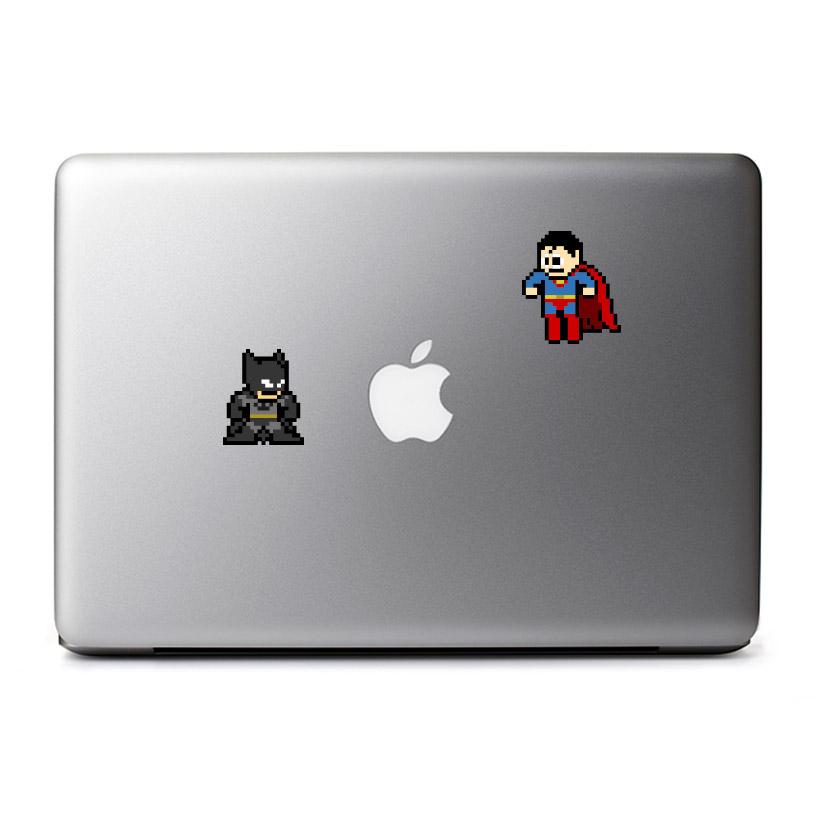 8-Bit Batman vs Superman