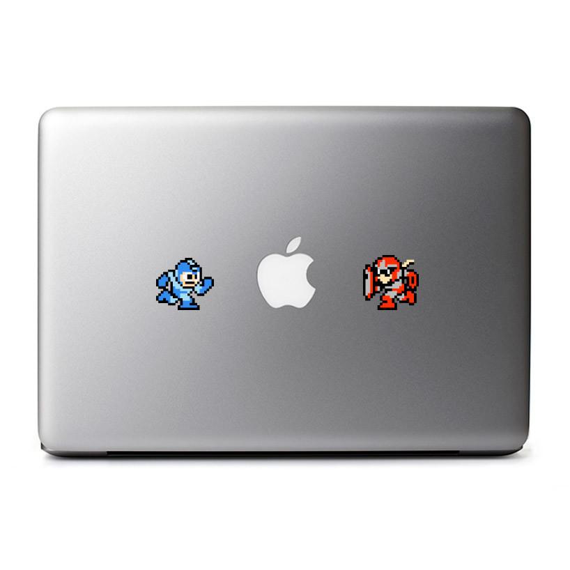 8-Bit Mega Man vs Protoman