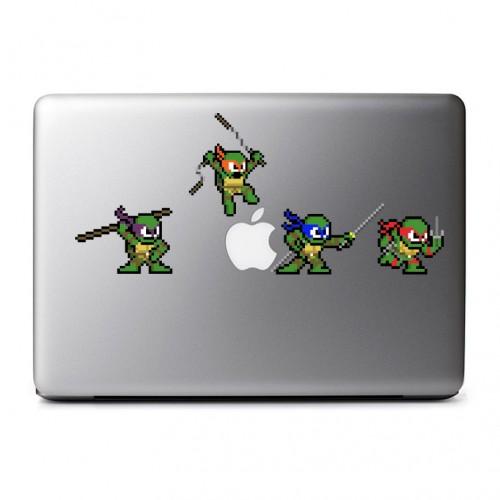 8-BIT Teenage Mutant Ninja Turtles Set